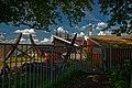 Bataviastad - Oostvaardersdijk - View North on Batavia Yard.jpg