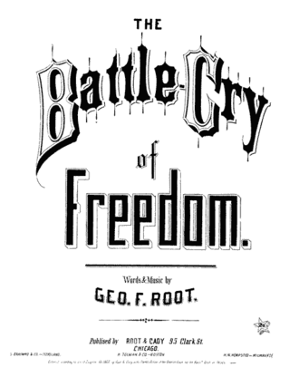 Battle Cry of Freedom - Image: Battle Cry of Freedom Project Gutenberg e Text 21566