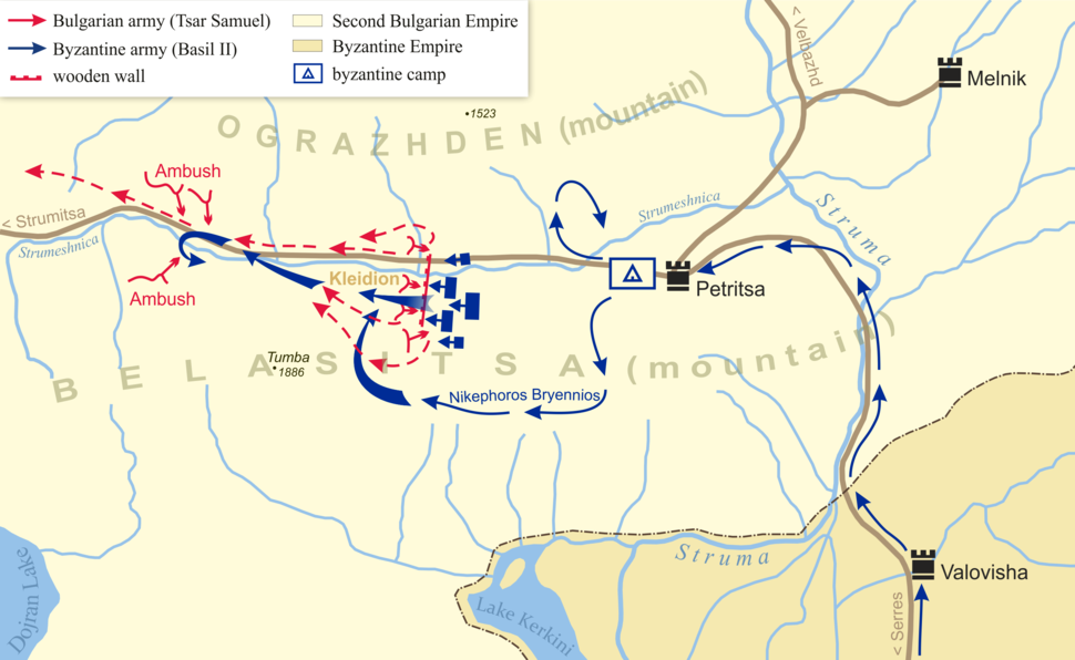 Battle of Kleidion