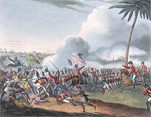 Battle of Mallavelly - Image: Battle of Mallavelly