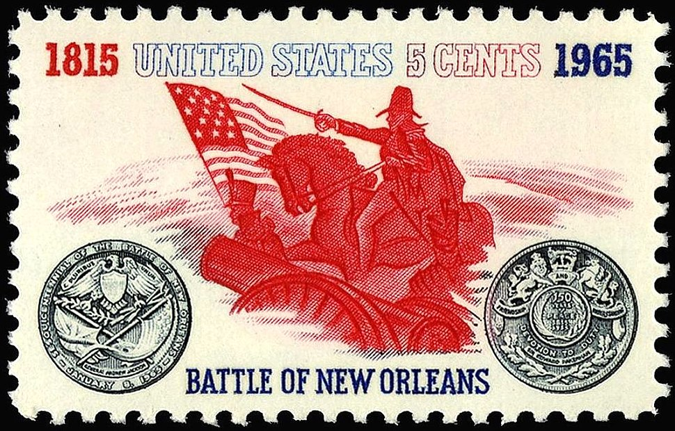 Battle of NewOrleans 1965 Issue-5c