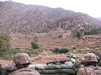 Battle of Wanat   Military Wiki   FANDOM powered by Wikia