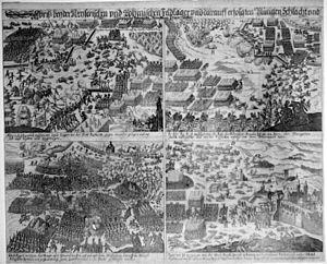 Catholic League (German) - Battle of White Mountain