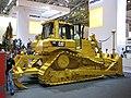 Bauma 2007 Bulldozer Caterpillar 2.jpg