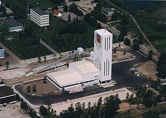 Alsózsolca - Aerial view