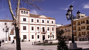 Baza, Granada - Town hall of Baza
