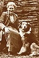 Beatrix Potter and Kep in 1915.JPG