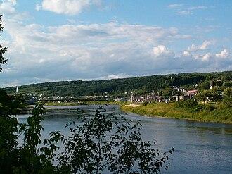 Beauceville, Quebec - Image: Beauceville