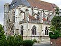 Beauvais (60), église Notre-Dame de Marissel, vue rapprochée depuis le sud-ouest 1.jpg