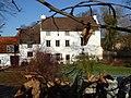 Beersel Dworp Alsembergsesteenweg 639 Het Steenen Hof met papier- en kartonmolen - 289128 - onroerenderfgoed.jpg