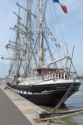 Belem (ship) - Image: Belem(02)