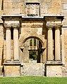 Belsay Castle - architectural details - geograph.org.uk - 1384638.jpg