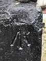 Benchmark at 78 High Street, Frodsham.jpg