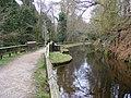 Bend in Llangollen Canal - geograph.org.uk - 1242958.jpg