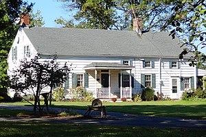 Benjamin Shotwell House - Image: Benjamin Shotwell House, Edison, NJ