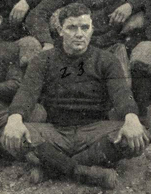 B. J. Lamb - Lamb cropped from 1908 team picture.