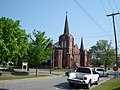 Benson United Methodist Church in Benson NC - panoramio.jpg