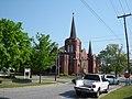 Benson United Methodist Church in Benson NC - panoramio.jpg