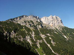 Klettersteig Hochthron : Berchtesgadener hochthron u wikipedia