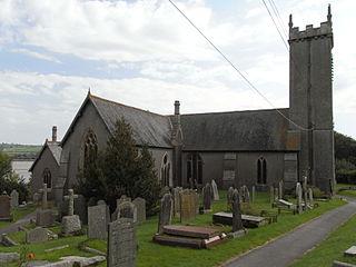 Church in Bere Ferrers