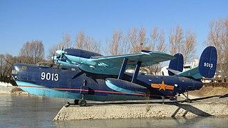 Beriev Be-6 - Beriev Be-6 at China Aviation Museum, Beijing