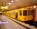 Berlin- U-Bahnhof Zoologischer Garten- U 9- Richtung Rathaus Steglitz- U-Bahn BVG-Baureihe F 2597 7.8.2010.jpg