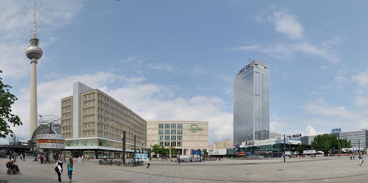 Schließfächer Berlin Alexanderplatz