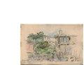 Betanzos, watercolor, 26.6.1906, 21 x 13,5 cm, by Mariano Pedrero, collection of Marceliano Pedrero.pdf