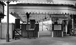 Bexhill West railway station - Image: Bexhill West 1 railway station 1795816 66872882