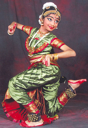 Bharata Natyam a traditional dance of the Tamils