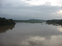 Bharathapuzha from Shoranur bridge.jpg