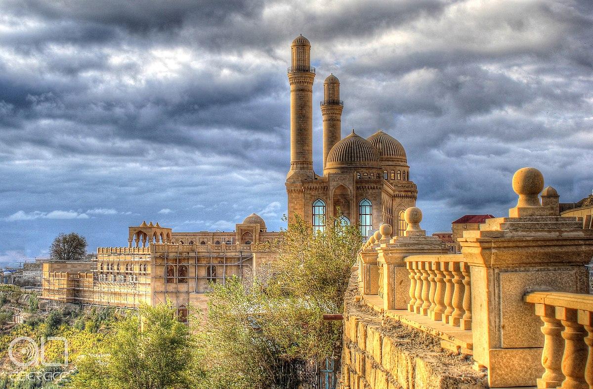 Mosques Wikipedia: Bibi-Heybat Mosque