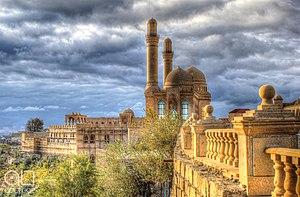 Bibi-Heybat Mosque - Image: Bibi Heybet Moscue (Baku)