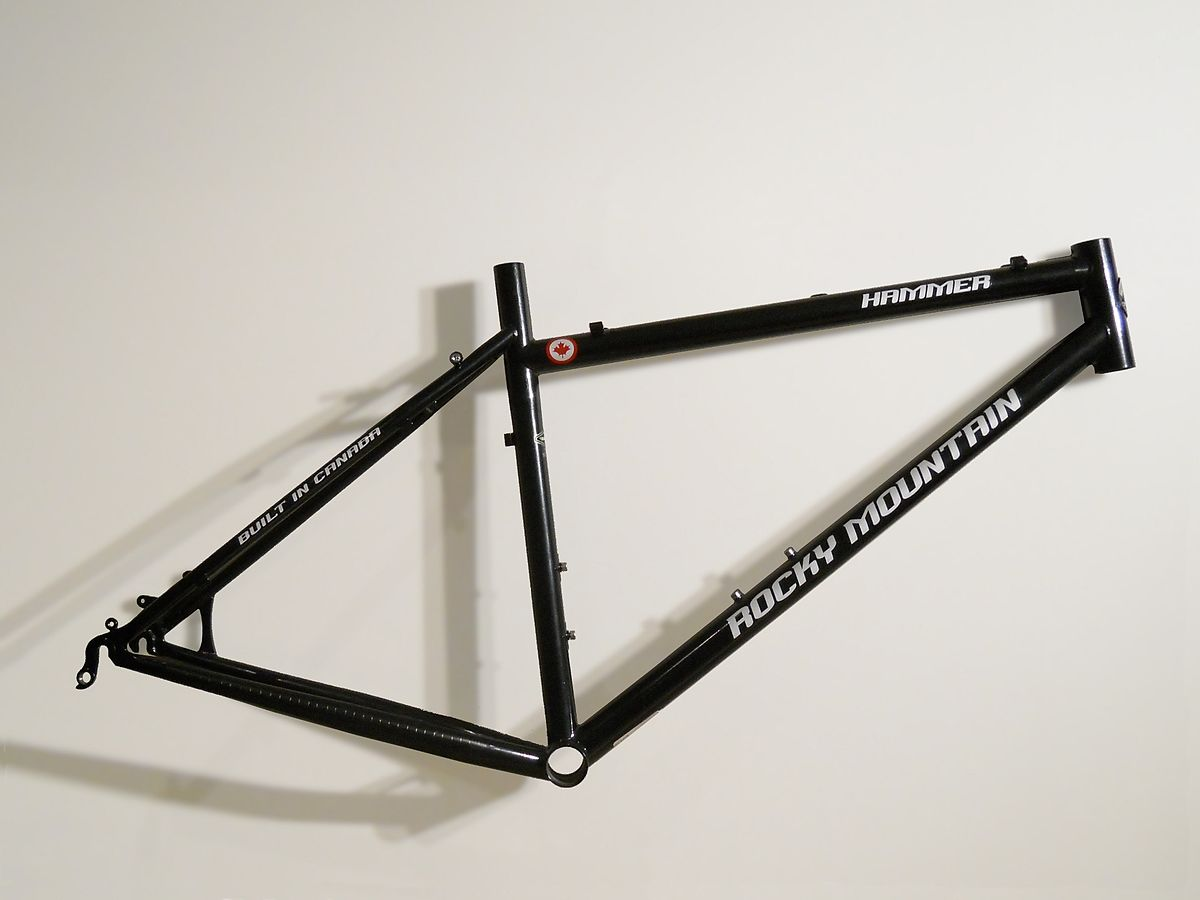 bicycle frame wikipedia - Mountain Bike Frames