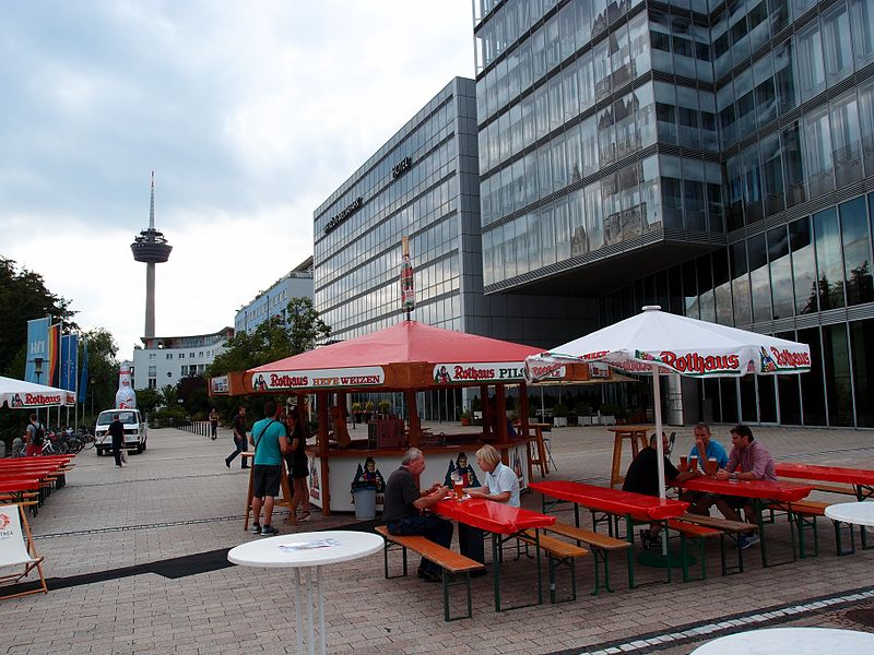 Bierbörse Köln Mediapark