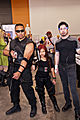 Big Wow 2013 - Hawkeye, Black Widow & Tony Stark (8846382744).jpg