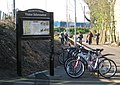 Bike racks at Littleport station - geograph.org.uk - 752914.jpg