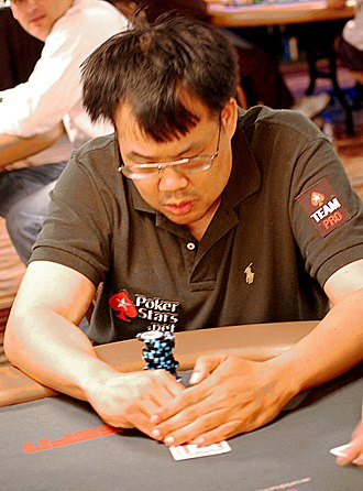 Bill Chen - Chen at the 2008 World Series of Poker