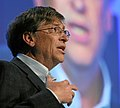 Bill Gates - World Economic Forum Annual Meeting Davos 2008 (cropped).jpg
