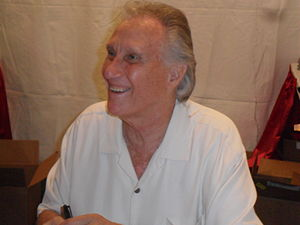 Bill Medley - Bill Medley speaking to fans after performing at The Big E, West Springfield, Massachusetts, on opening day, September 14, 2012.