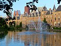 Binnenhof, The Hague, Early Evening (9336386695).jpg
