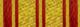 Cavaliere di I classe dell'Ordine della Stella di Adipurna (Indonesia) - nastrino per uniforme ordinaria