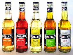 5種類のビオナーデ