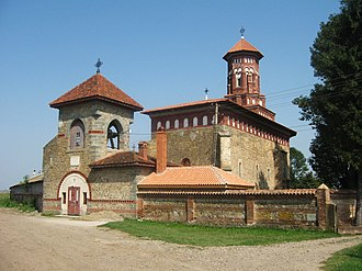 Baia - Image: Biserica Alba din Baia 9