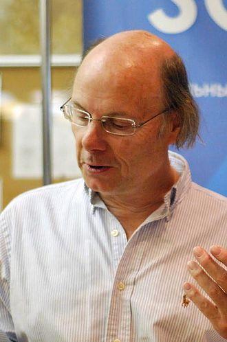 Bjarne Stroustrup - Stroustrup in 2010