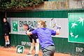 Bjorn Fratangelo 3 - French Open 2015, Qualifs day 2.jpg
