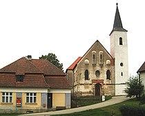 Blažejov, kostel svaté Alžběty.jpg