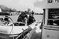Black and white shot of auxiliarists on the water (6893214514).jpg