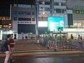 Black dark night 香港反對逃犯條例 Anti-HK bill demo against extradition bill protect CWB Yee Wo Street Hennessy Road July 2019 SSG 03.jpg