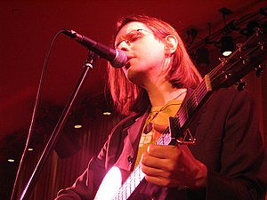 Steven Wilson - Steven Wilson during a Blackfield performance at New York, in 2005